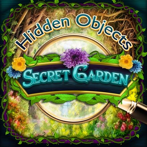 Hidden Objects Secret Garden Passages Object Time