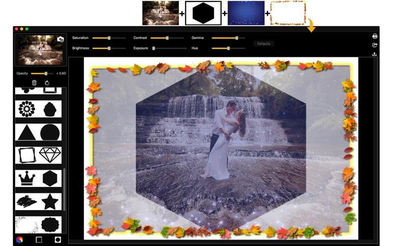 Colorful Image Editor - Filter screenshot 4