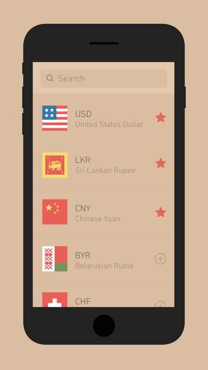 Currency Converter · screenshot-3