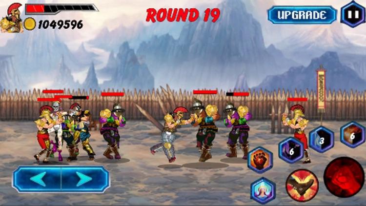 Street Fight Serious screenshot-8