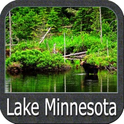 Minnesota Lakes Fishing Charts