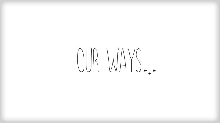 Our Ways screenshot-4