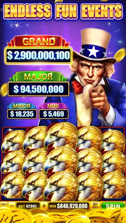 Royal Slot Machine Games screenshot-4
