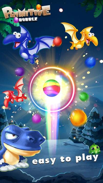 Bubble Shooter Dragon Pop screenshot-2