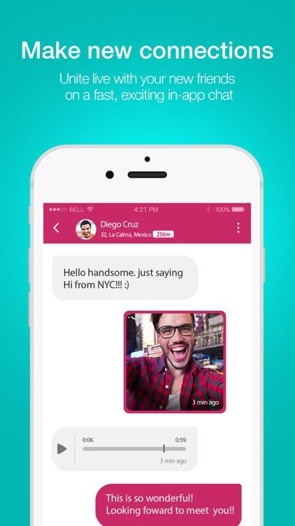 Moovz: The LGBT social network screenshot-3