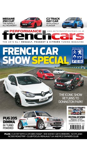 Performance French Cars – The worlds best magazine for Peugeot ...