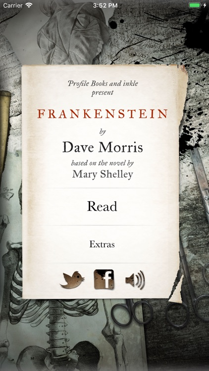 Frankenstein: Interactive