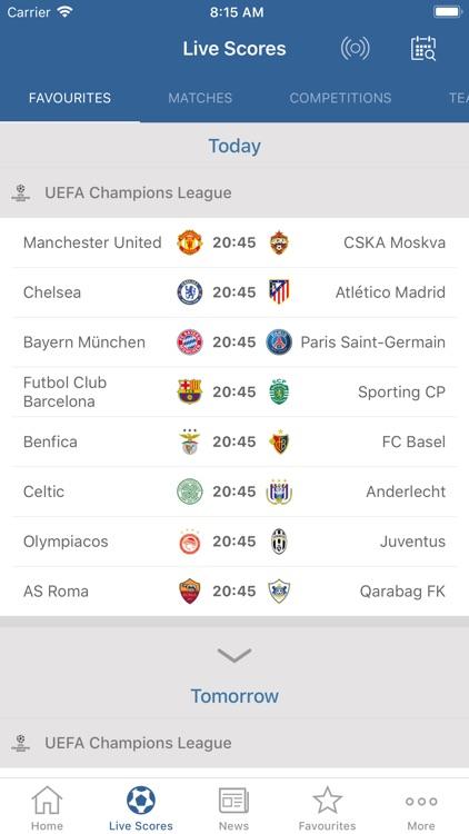 FIFA Official App screenshot-3
