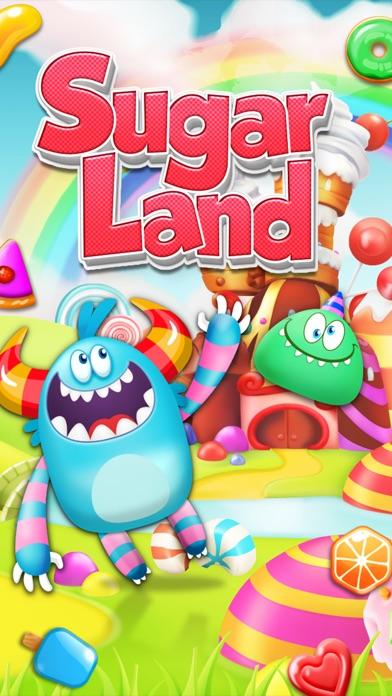 SugarLand - 暇つぶし パズル ゲーム紹介画像5