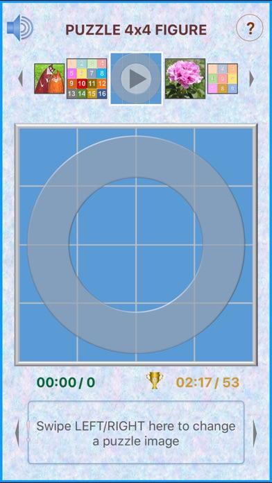 Simple Slide Puzzle Screenshots