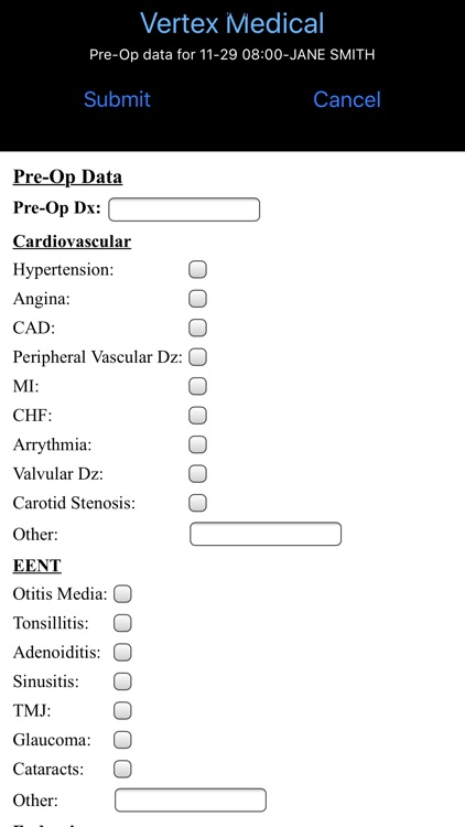 Vertex Medical Solutions screenshot-3