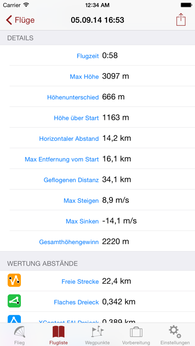 Screenshot for Flyskyhy in Austria App Store