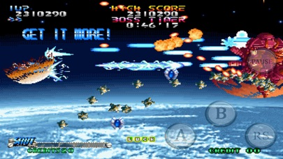 Screenshot from BLAZING STAR
