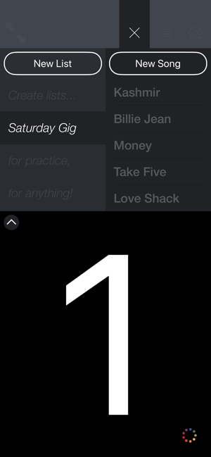 ‎Click Metronome Screenshot