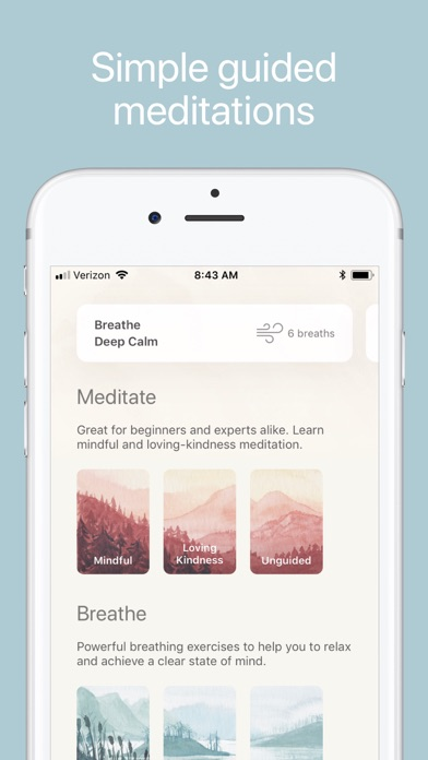 Download Oak - Meditation & Breathing for Pc