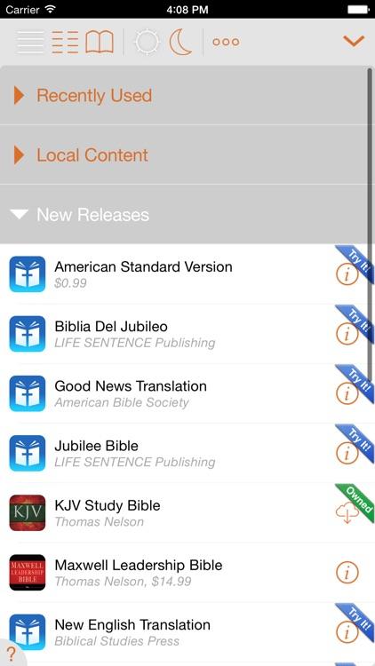 Ignite The Bible for Teens screenshot-3
