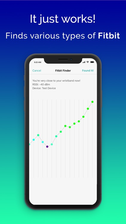 Find My Fitbit - Device Finder