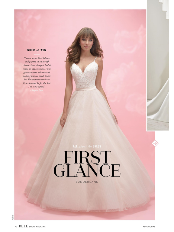 Belle Bridal magazine screenshot 9