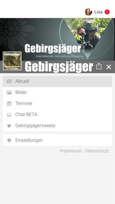 Gebirgsjäger screenshot 2