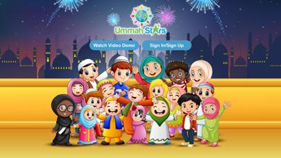 Ummah Stars screenshot one
