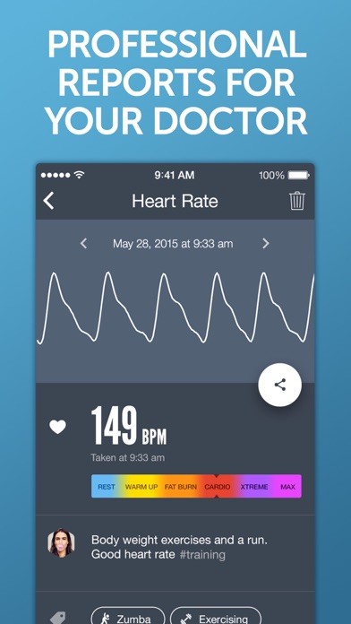 Download Instant Heart Rate: HR Monitor for Pc