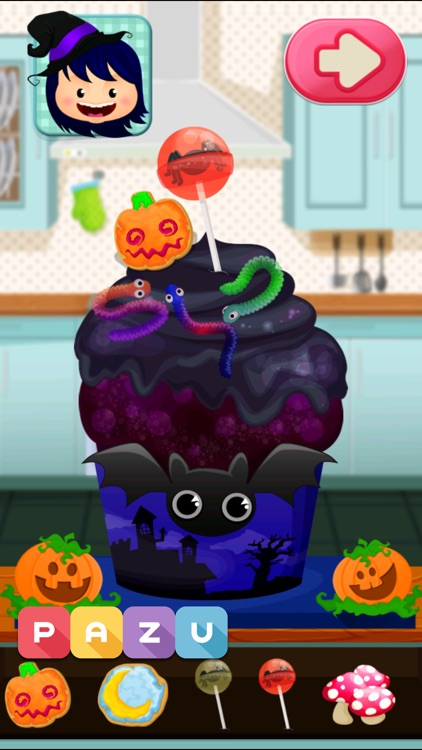 Cupcake Maker - Cooking Games