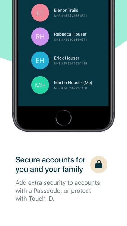 Echo – NHS prescriptions screenshot-4