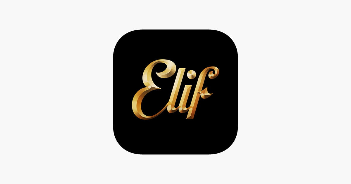 Elif on the App Store