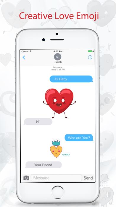 Love and Heart Stickers – Emojis, Emoticons – Sticker List