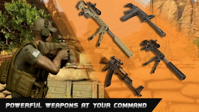 Counter War Mission screenshot three