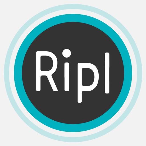 Ripl – Social Media Marketing app logo