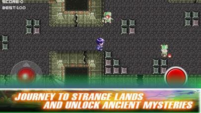 Screenshot of Neo Knight Journey Adv App