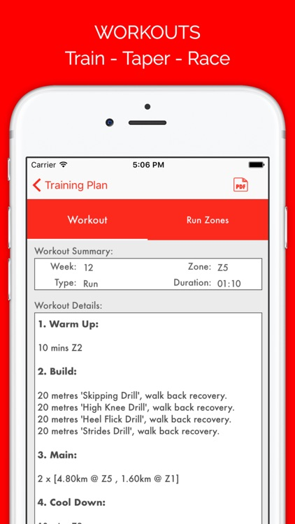 MyRunBuddy -Run Training Plans screenshot-3