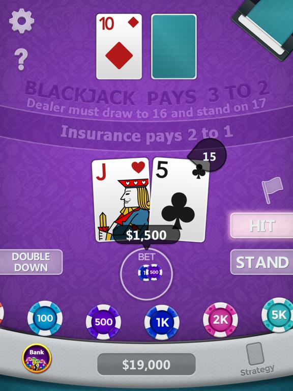 Blackjack ◇ screenshot 19