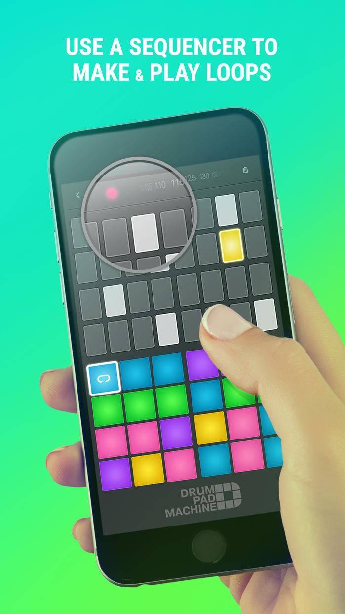 Drum Pad Machine - Beat Maker Screenshot