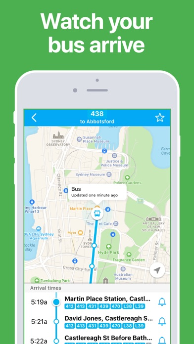 Download Sydney Transport • Bus & Train for Pc