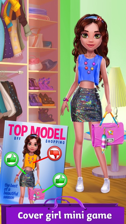 BFF Shopping Spree screenshot-3