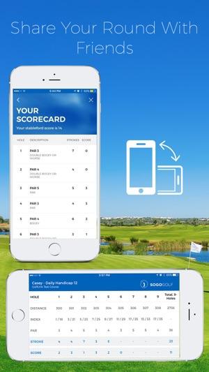 SOGO Golf on the App Store