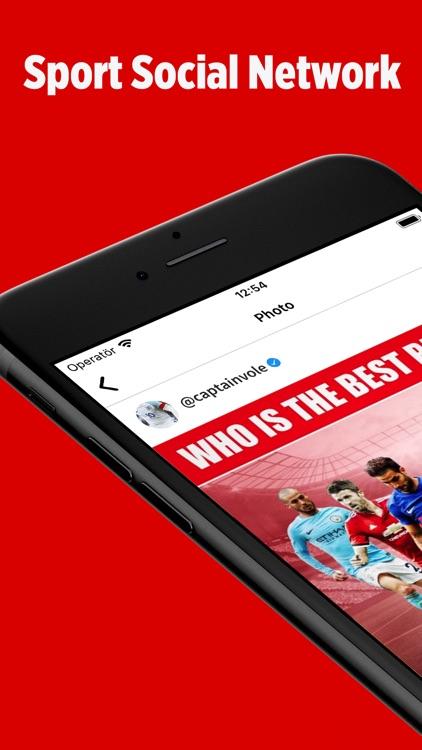 VOLE - Sports Social Network