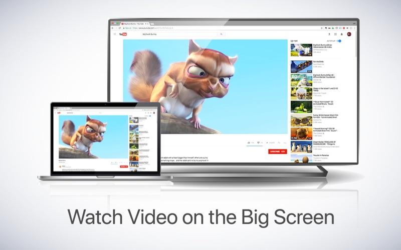 Mirror for LG Smart TV Screenshots