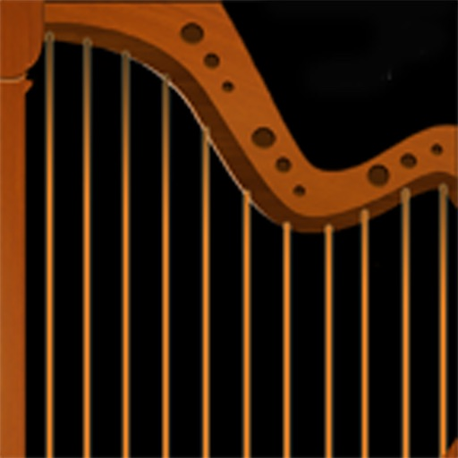 Harp with Arabic quarter tunes