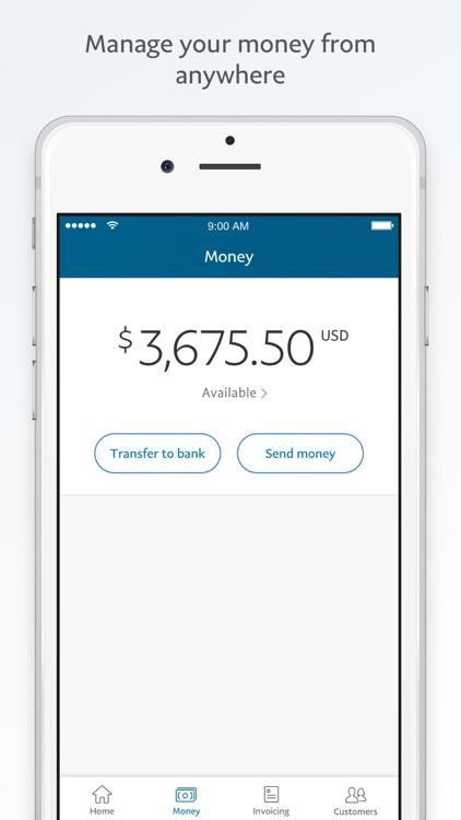 PayPal Business: Invoice Maker screenshot-4