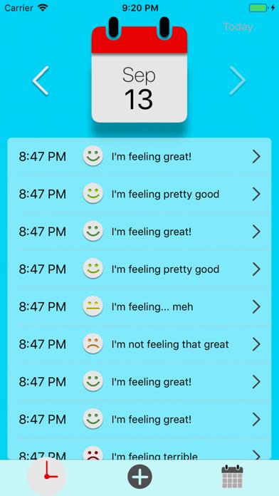 HourMe screenshot two