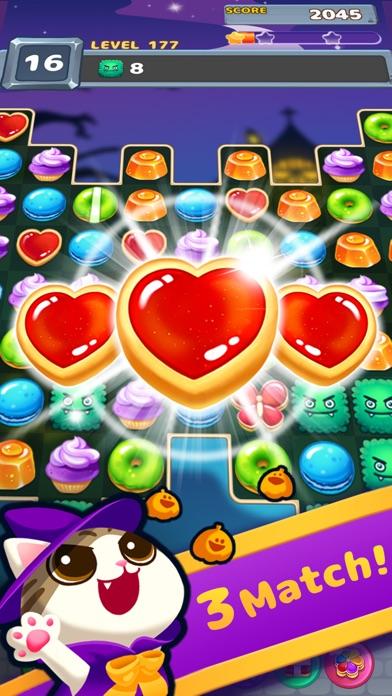 Sugar POP : Puzzle Master screenshot 1