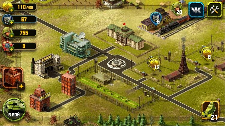 WW2: real time strategy game screenshot-3