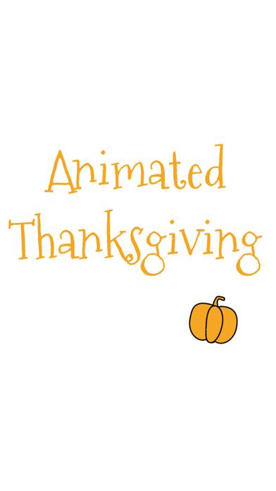 Animated Thanksgiving