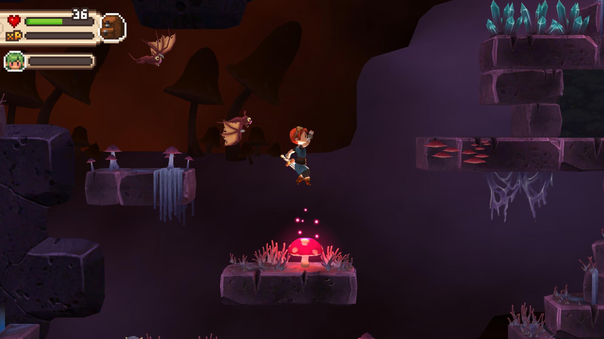 Evoland 2 screenshot 14