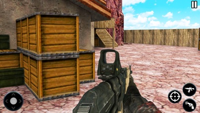 War of Army Shooter Commando screenshot three