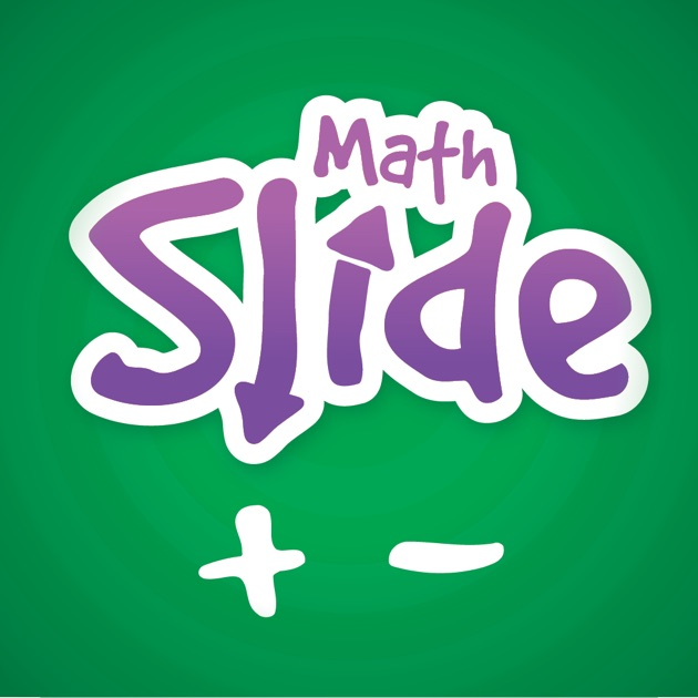 math slide add subtract on the app store