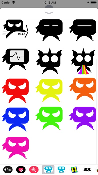 7af3402f9408 QBerz™ Ninja Edition - by Donny Yankellow - Category - AppGrooves ...